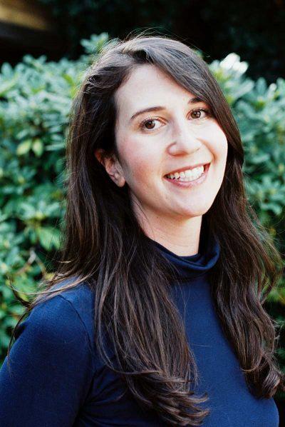 Lauren Gelfer, MA Candidate, RCC Candidate