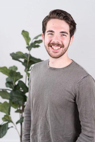 Mark Giesbrecht, M.A. Student